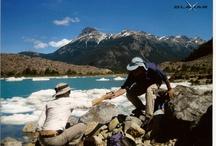 Turismo Aventura / La Comarca Andina ofrece destinos ideales para la práctica de distintas modalidades de turismo aventura: caminatas, cabalgatas, canotaje, buceo, pesca con mosca, rafting y escalada.