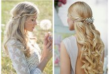 Wedding Hairstyles & Makeup / So many beautiful styles to consider wearing on your special day! / by Phoenix Wedding Gardens