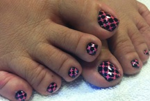 Nails Design / NAIL ART !!! / by Tyna Nguyen