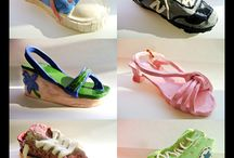 Clay Mold Shoes