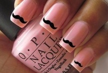 Girly Stuff: Nails..A girl can never have too many polish choices / by Jill Jill