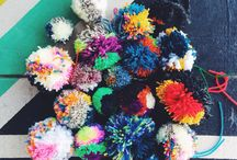 POMIFORNIA / A little peak into my epic Pom-Pom workshop tour through beautiful California.