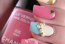 My VERY Favorite Nail Art....or, Going To Do This  / A smaller selection of nail art that I am most likely to try