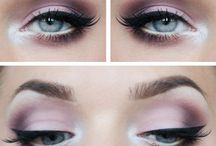 Pink Eye Make-Up