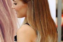 Blond brunettes