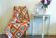 Crochet granny squares / All the wonderful variations that we love