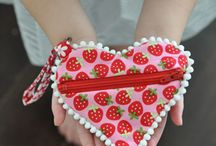Sewing - Purses / Patterns and tutorials for sewing purses / by Stephanie Fuller