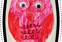 Owl Theme / Printables, crafts and ideas for an early childhood OWL theme