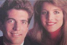 Caroline and John