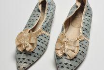 empire directoriat chaussures / buty empirowe