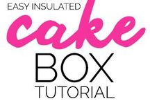 pudełko na tort
