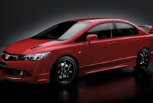 HondaCivic Red