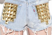 Studs, grommets, Spikes and such