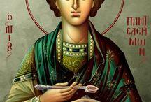 Άγιος Παντελεήμων-Saint Panteleimon