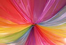 Millie's rainbow party