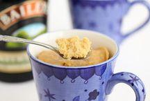 Wanna make this! ... Cake in a mug