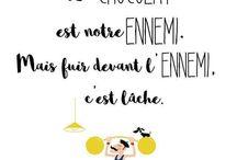 Nos citations - Chez Ce Cher Serge / Avec humour, on vous partage nos citations préférés (qui sont souvent en rapport avec la nourriture)!