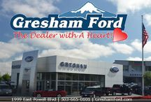 Money Saving Coupons / Gresham Ford appreciates its customers and wants to help with these money saving coupons.