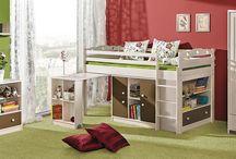 Ifjúsági/gyerek bútorok / Kiváló minőségű ifjúsági -és gyerekbútorok variálható elemekkel