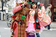 Japanese Street Style / because you should never grow up and clothes should be fun.