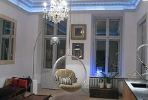 my place warsaw / grey apartament