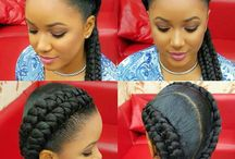 Elegant Braided Hair Styles