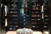 Walk in closet / Home decor