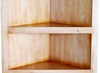 Esquineros de maderas