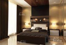spalne bedrooms