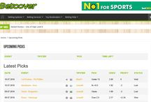 Betcover / All about betting