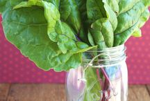 IN SEAS♡N - Swiss Chard / by Tinky Tinkerson