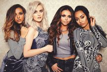 Little Mix / Little Mix is an English girl group formed in 2011 through the musical reality show The X Factor, which were winners. Its members are Jade Thirlwall, Jesy Nelson, Leigh-Anne Pinnock and Perrie Edwards.