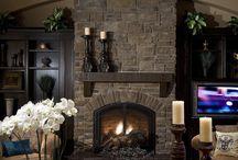 Odessa Fireplace