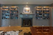 Darien Renovation / Working closely with Barbara Gisel Design this renovation brought a fresh new look to traditional Connecticut design. Built by Tallman Segerson Builders @ tallmansegerson.com