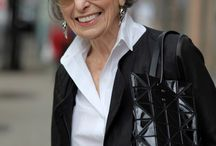 Advanced Style / Older women with style!
