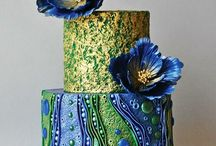 Texture and Cake Decorating / Featuring beautiful cake designs with texture!
