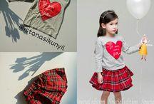 DAGANGAN - BAJU ANAK PEREMPUAN / DODOLAN baju anak perempuan di @istanasikunyil