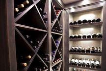 Wine Cellar & multi media room