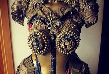 corsets / by Saskia