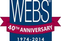 WEBS 40th Anniversary / Our 40th Anniversary celebrations kick off January 20th! Keep an eye out on our Pinterest board for lots of exciting 40th Anniversary announcements and highlights throughout the year. #WEBS40th / by WEBS America's Yarn Store