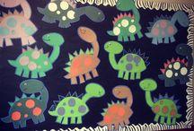 Dinosaur theme / by Lori Cater