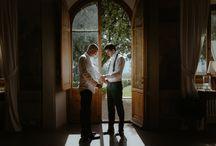 WEDDING: Groom prep
