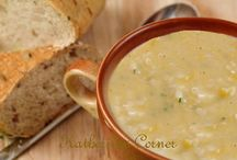 Soups and stews / by Brandi Holady