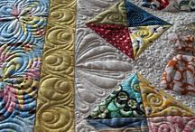 Quilting / by Frankie Brandon McBride