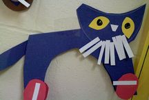 HH Pete the Cat / by Sheila Wilcox