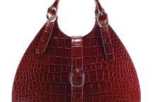 hand bag & men's wallet / manufacturing genuine leather hand bag & men's wallet