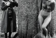 Imogen Cunningham / American nude and nature photographer
