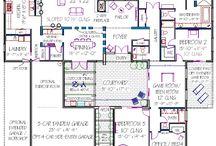 Dream House / Dream home / by Amanda Terbrock