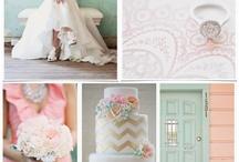 Bryllup - Farger
