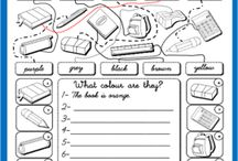 classroom objects workshhet